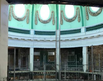Whitley Bay Spanish City Dome interior r...