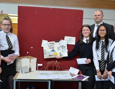 Perth Grammar pupils become house design...
