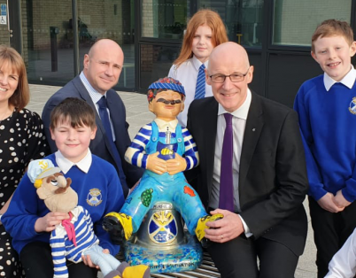 New Angus schools officially opened by D...