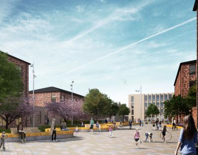 Pennywell and Muirhouse redevelopment st...