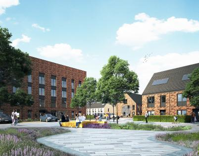 Planning permission - Pennywell phase 3