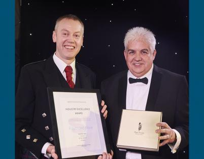 Robertson Director wins industry award f...