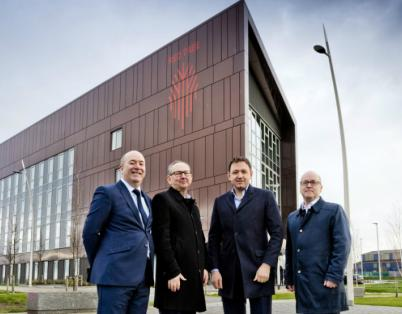 Construction completes on major office b...