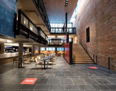Perth Theatre shortlisted for CN award
