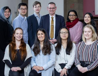 Students and industry unite to tackle so...