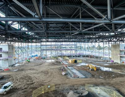 AECC work continues to progress