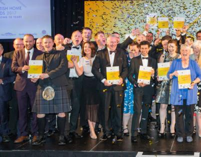 Robertson Homes wins at Scottish Home Aw...