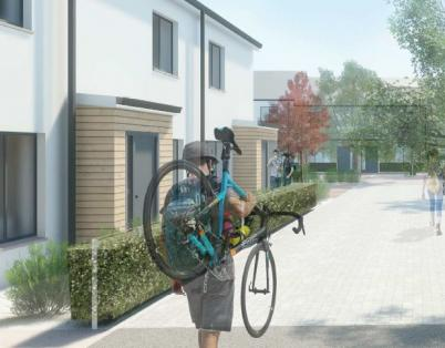 Plans submitted for new neighbourhood in...