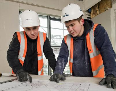 Apprentice scheme sees young people lear...