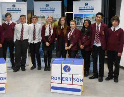Robertson helps Rutherglen pupils get in...