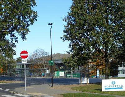 Work completes at University of Stirling...