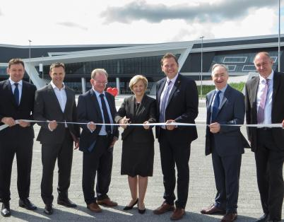 Aberdeen's world-class TECA opens for ...
