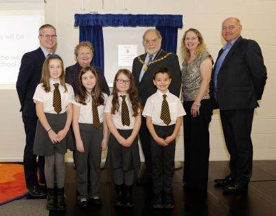 Timmergreens Primary School opened