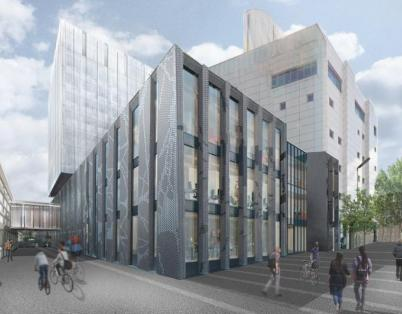Redeveloping the Darwin Building