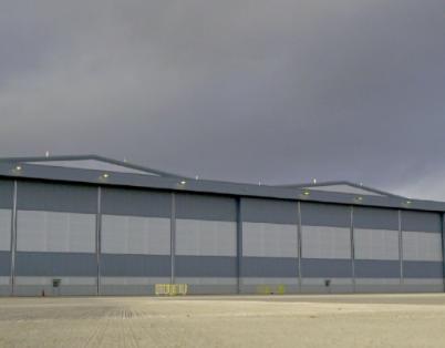 £100m strategic facility project comple...