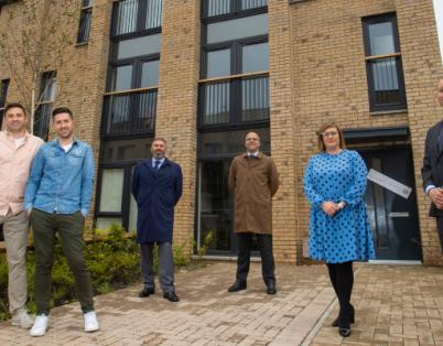 Urban Union hands over 1,000th home in S...