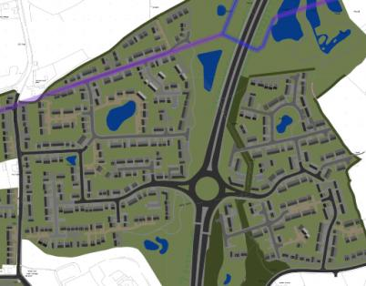 Hybrid planning application has been sub...