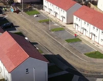 Robertson Partnership Homes completes 1,...
