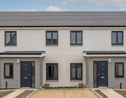 Robertson Partnership Homes completes 44...