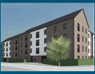 Robertson Partnership Homes has commence...