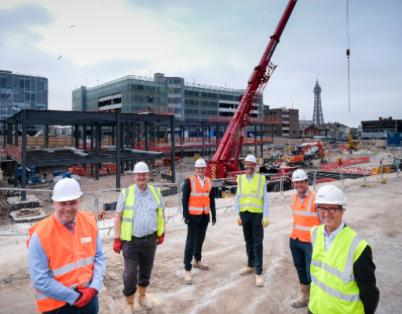 Robertson Construction North West begin ...
