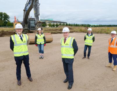 Robertson Construction Northern begins w...