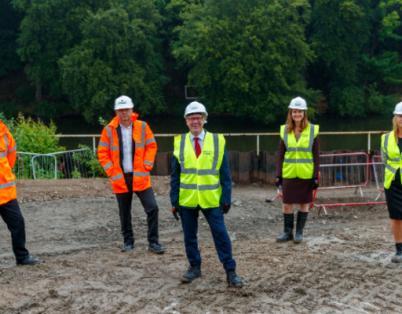 Robertson Construction Eastern begins de...