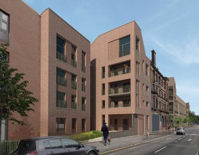 28 new homes proposed at Laurieston