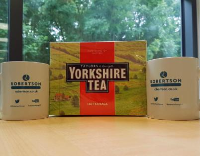 Celebrating Yorkshire Day 2018 at Robert...