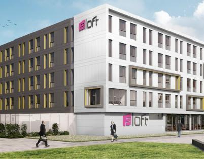 Work starts on new AECC hotel