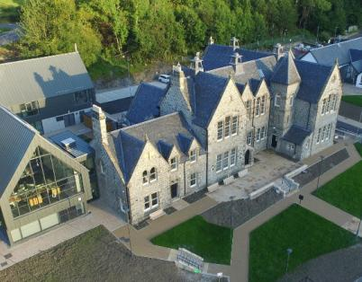 Highland council takes up residence in n...