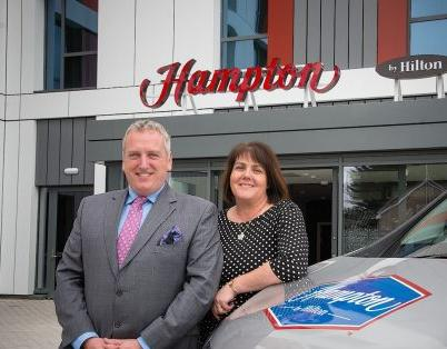 Hampton by Hilton Westhill complete