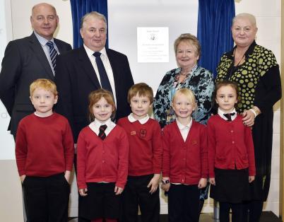 Warddykes Primary School opening