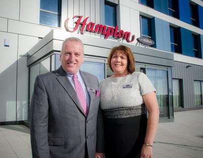 Hampton by Hilton Aberdeen opens