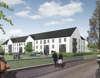 Affordable homes in Royston