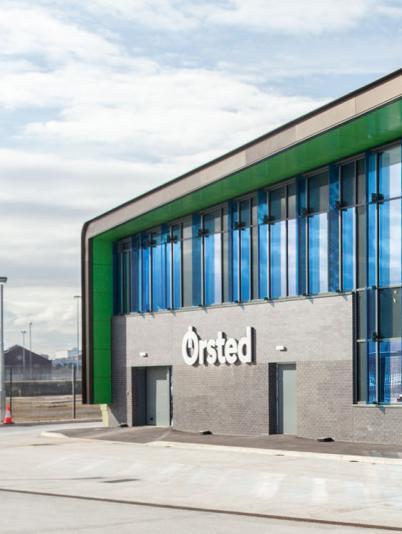 Ørsted UK O&M Facility