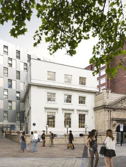 New Bridge Street student accommodation