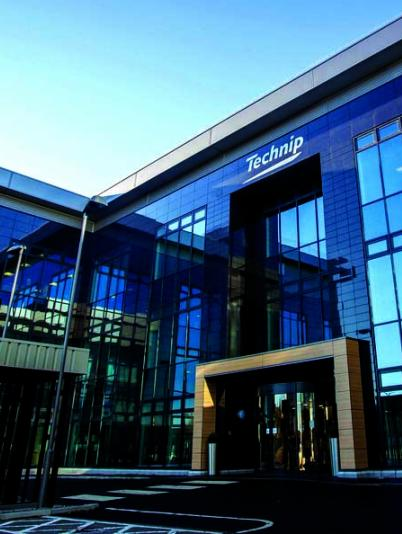 New HQ for Technip