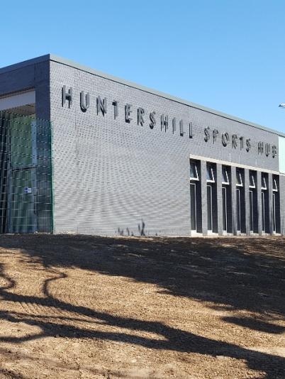 Huntershill Sports Hub