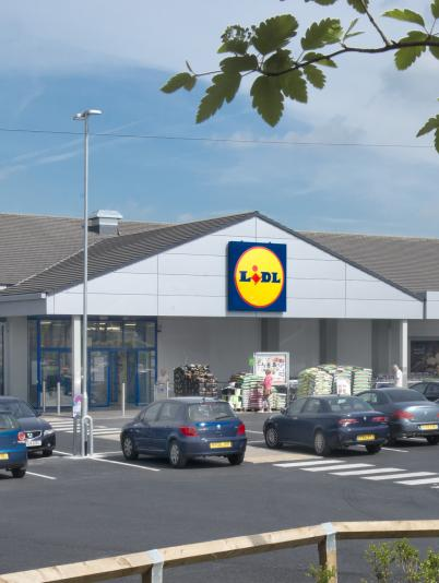 Lidl, Blackburn