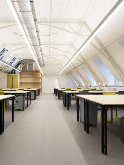 7-8 Chambers Street fit-out