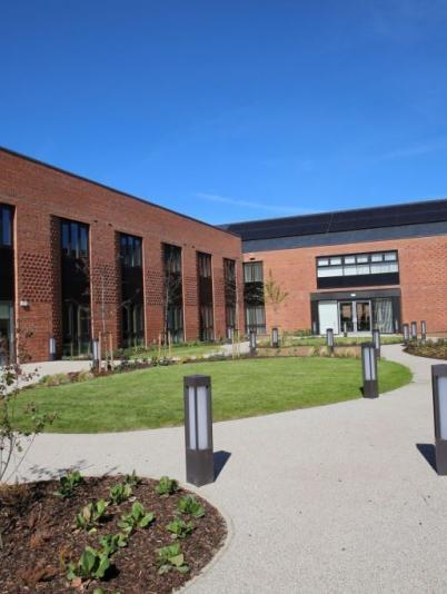 Ada Belfield Centre and Belper Library