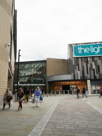 The Broadway Bradford: cinema & restaurants