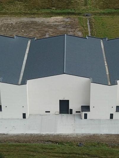 Bruichladdich Bonded Warehouses