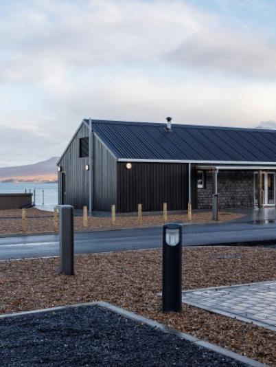 Bunnahabhain distillery and visitor centre, Islay
