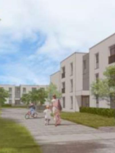 Burnside Gardens affordable rented housing