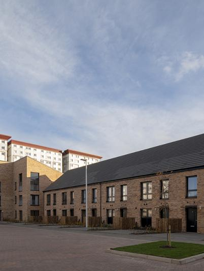 Edinburgh small sites affordable housing