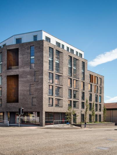 Causewayend student apartments