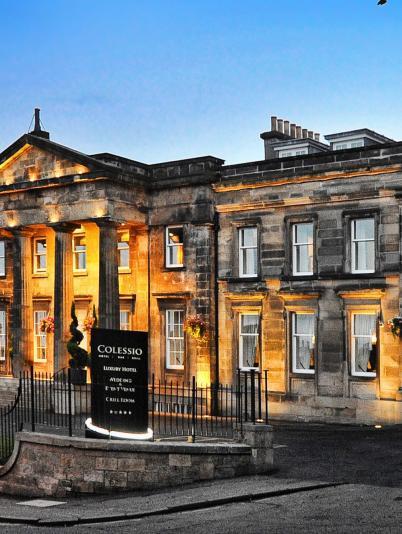The Colessio Hotel, Stirling