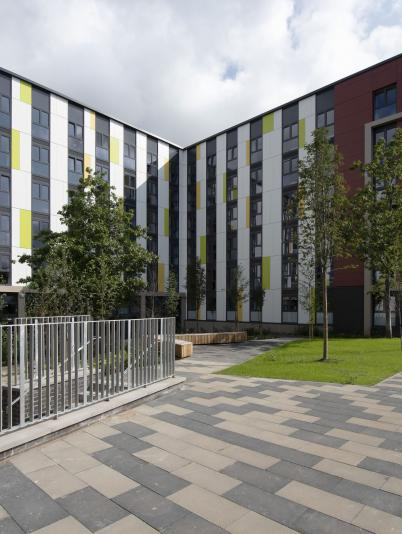 Havannah House student accommodation, Glasgow